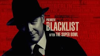 The Blacklist mashup by DJ Steve Porter