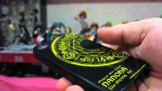 AMR - Nanoha The MOVIE 1st IPhone 4 Case Review