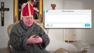 Tweets of the Rich & Famous: Pope Francis #3