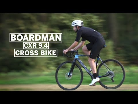 Boardman CXR 9.4 Cross Bike | Cyclocross Special | Cycling Weekly