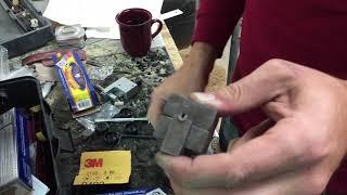 Pinewood Derby Secrets Part 3 - Axle Bending