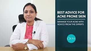 Best Skin Care Routine For Oily Acne Prone Skin By Dr. Deepa Sirikonda