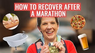 How To Recover After Running A Marathon | Marathon Recovery Tips
