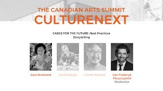 Cases for the Future: Next Practices – Sara Diamond
