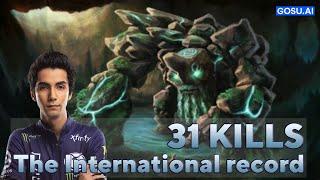 THE INTERNATIONAL RECORD - 31 KILLS SUMAIL (TINY)