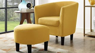 Best Yellow Accent Chair - Ideal Chairs