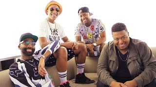 Riky Rick, DJ Speedsta, Cassper Nyovest And Anatii Talk About Their Special Somebody