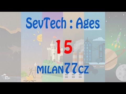 SevTech : Ages - E15 | Přes Astral do nové doby | AGE 2