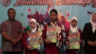 Wisuda Dan Launching Buku Karya Siswa Di SD Muhamadiyah Bantul Kota