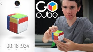 """Trying out GoCube, the Bluetooth """"Smart Cube"""""""