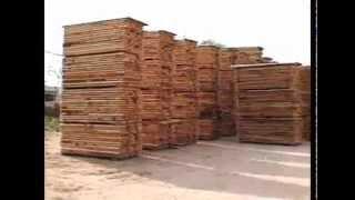 preview picture of video 'Almacenamiento y secado de madera, carpinteria Puertas de la Marina'