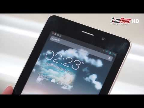 [HD] Review ASUS Fonepad (32GB) - Tablet Android [TH-SUB]