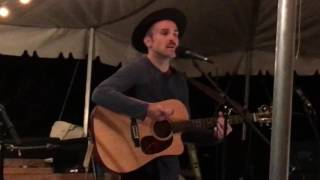 Joshua Thomas - Cold Blue Steel And Sweet Fire (Joni Mitchell, Live JoniFest 2016)