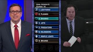 NHL Now:  Dan Rosen`s Super 16:   Dan Rosen talks trade rumors, and gives his Super 16  Feb 6,  2019
