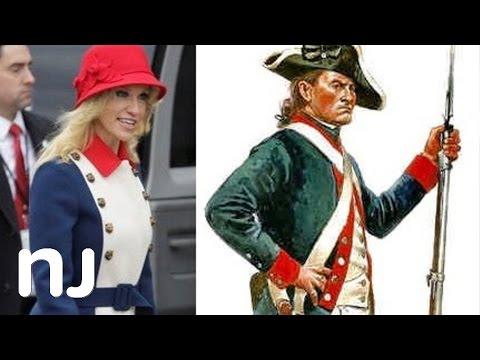 Kellyanne Conway's inauguration coat starts a meme revolution