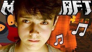 Miłość rośnie wokół nas - Minecraft Piosenka - Król Lew /w Sylwia Przybysz