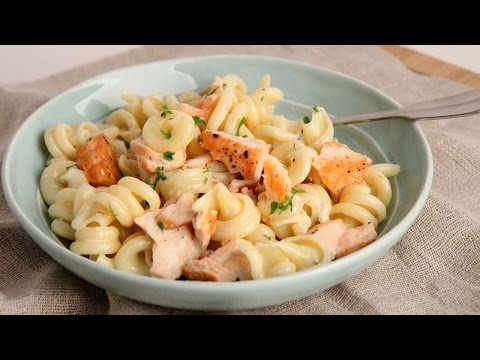 Salmon Pasta Recipe | Episode 1056