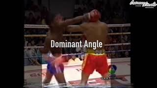 Moments of Brilliance: Buakaw's Dominant Angle Switch-Kick