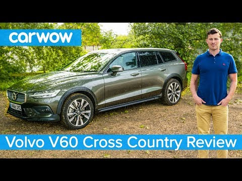 External Review Video Hsy5aw43e_4 for Volvo V60 (2nd Gen) Cross Country Wagon