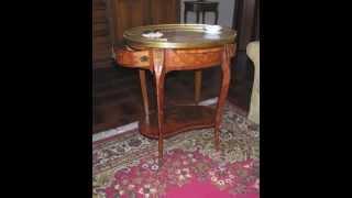 Louis XV And Louis XVI Style Coffee Tables, MILANO, ITALY