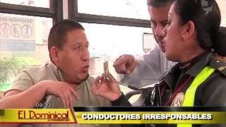 Conductores Irresponsables: 'coimas' Y Huidas En Las Pistas De Lima