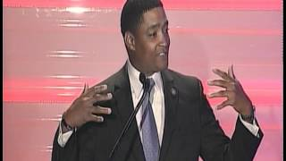 Cedric Richmond at the Faces of Diversity Awards