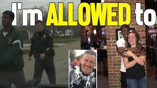 OFFICER DETAINS HIS DAUGHTER'S BOYFRIEND