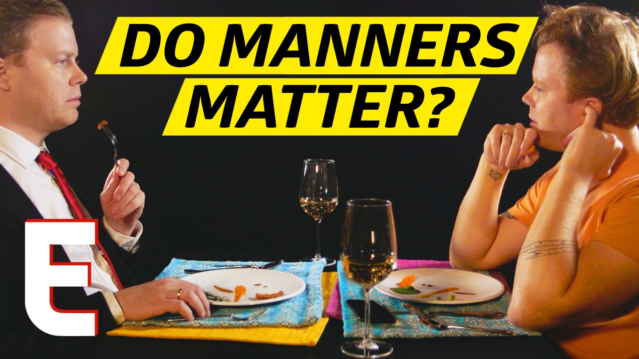 Would Society Crumble Without Good Table Manners? — Gut Check thumbnail