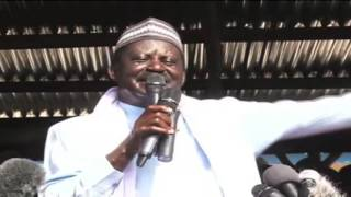 I have no personal grudge against Hassan, says Raila - VIDEO