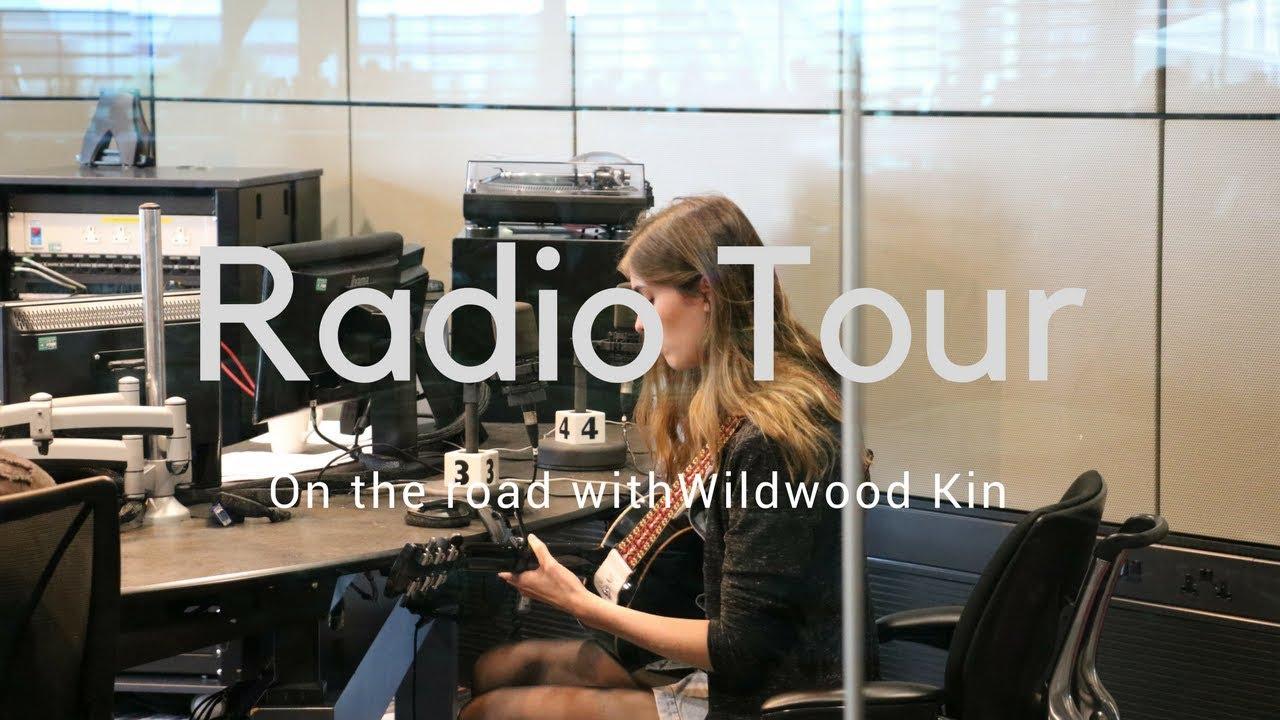 On the road with Wildwood Kin Vlog 3