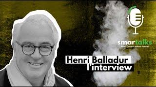 Henri Balladur Smartalks Teaser
