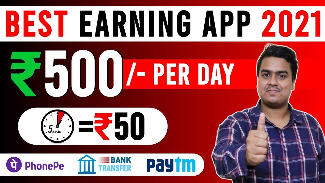 Make Money Online|Online Earning|Paytm Earning App 2021|Online Paise Kaise Kamaye|Making App