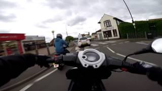 MOPED MADNESS *PART 2* ROADRAGE!!!!!