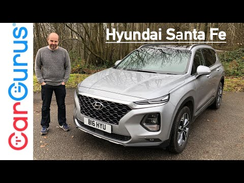 Hyundai Santa Fe (2020) Review: Full of clever touches | CarGurus UK