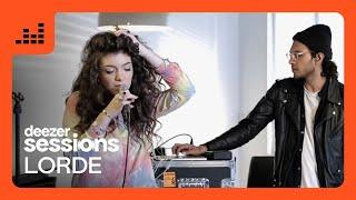 Lorde | Deezer Session