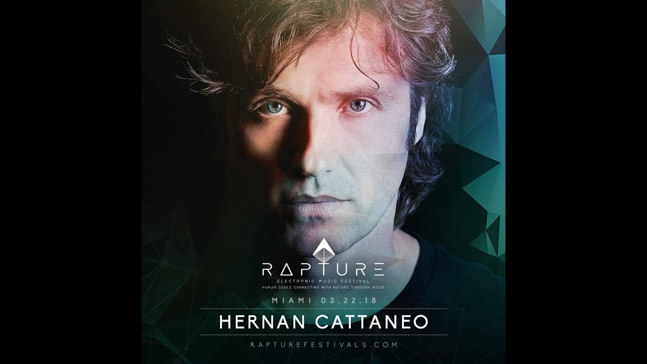 Hernan Cattaneo - Live @ Rapture Electronic Music Festival 2018