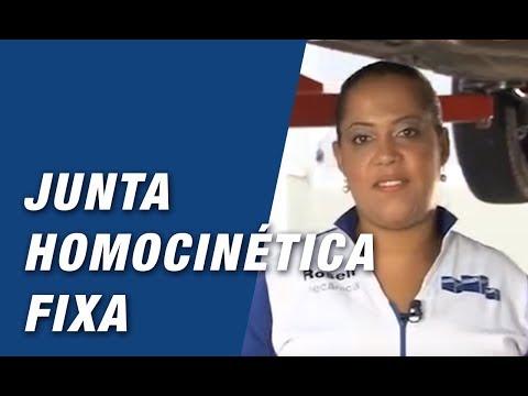 Identifique problemas na Junta Homocinética Fixa Lado Roda