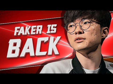 FAKER IS BACK | WORLDS FUNTAGE - League Of Legends