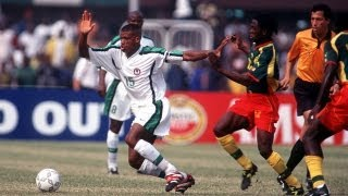 Nigeria v Cameroon – CAN 2000 African Nations Cup Final