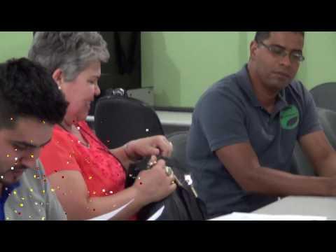 Ana Saletti participa de reunião com a equipe de Transição do Prefeito eleito Ayres Scorsatto
