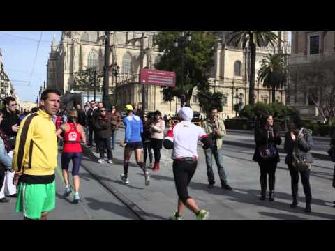 Triunfo de Sevilla en el Maratón de Salomon