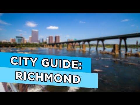 City Guide Richmond (видео)