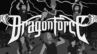 DRAGONFORCE - Razorblade meltdown
