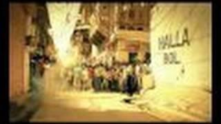 Halla Bol - Team Anthem 2008 - YouTube