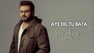 Aye Dil Tu Bata (Full Song) | Sahir Ali Bagga | New Hindi