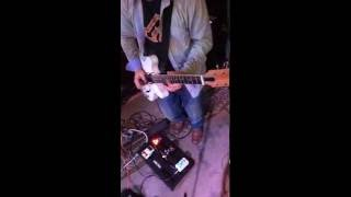 Ross Childress LIVE with CAST Engineering pedals