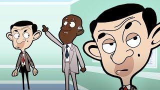 ELEVATOR Bean | (Mr Bean Cartoon) | Mr Bean Full Episodes | Mr Bean Comedy