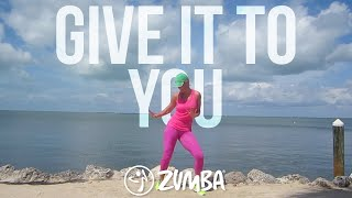 Give It To You  - Eve ft. Sean Paul : Zumba® routine