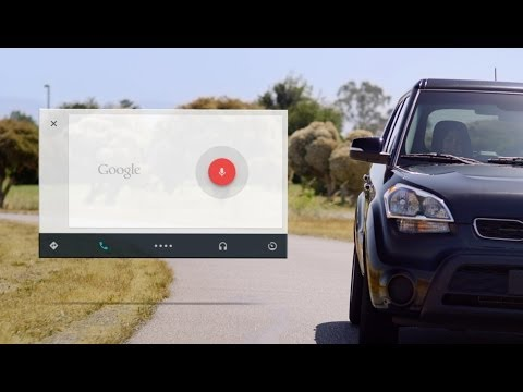 Android Auto Video