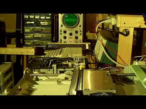 Old School Computer Band Rocks Bohemian Rhapsody (Poorly)